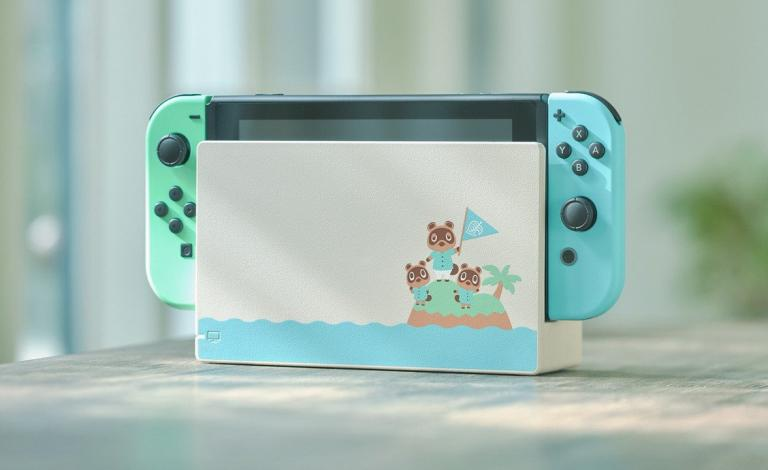 Upcoming: Nintendo Switch στα χρώματα του Animal Crossing New Horizons!