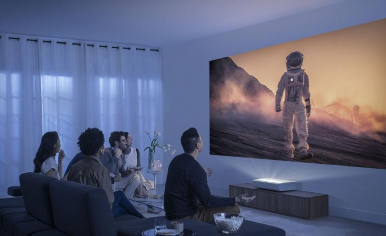 Samsung, The Premiere / Η νέα Lifestyle TV είναι... 4K projector!