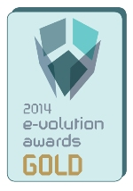 E-volution awards stickers 2014 vraveio_NEW.indd