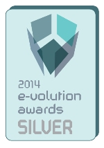 E-volution awards stickers 2014 vraveio_NEW.indd