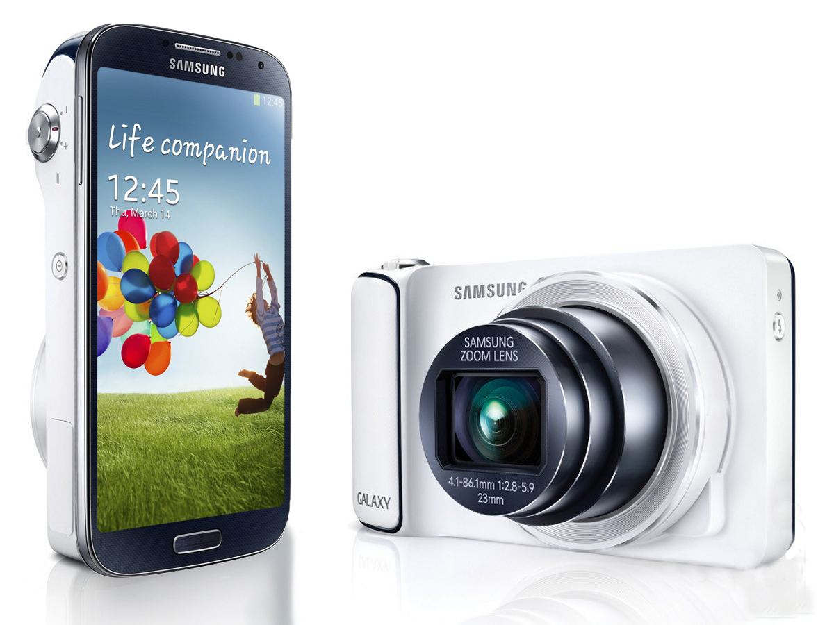 Samsung Galaxy S4 Zoom!