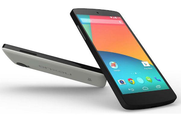 Διαθέσιμο στην Ελλάδα το Nexus 5