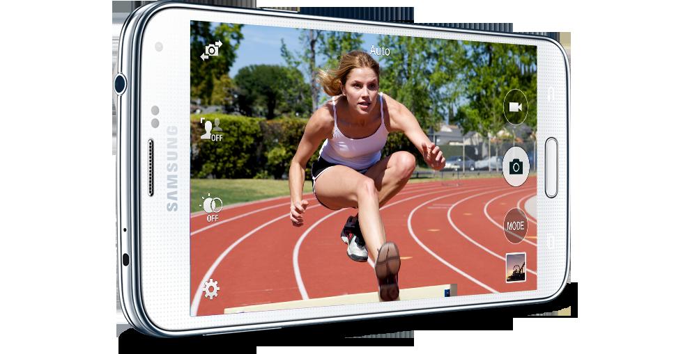 Ανταπόκριση από την MWC: Samsung Galaxy S5