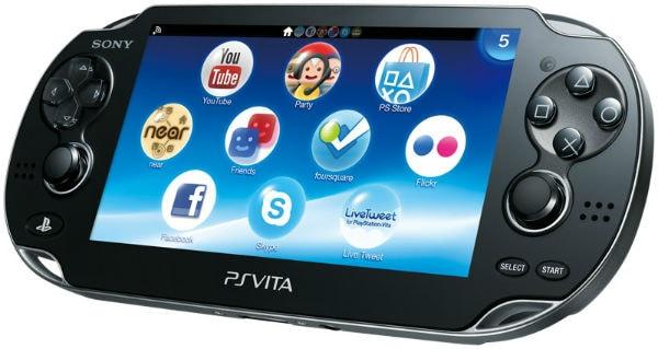 PS Vita Slim: Η νέα κονσόλα της Sony