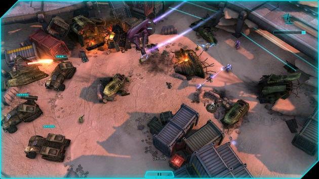 Spartan Assault: το φορητό Halo σε Xbox 360!