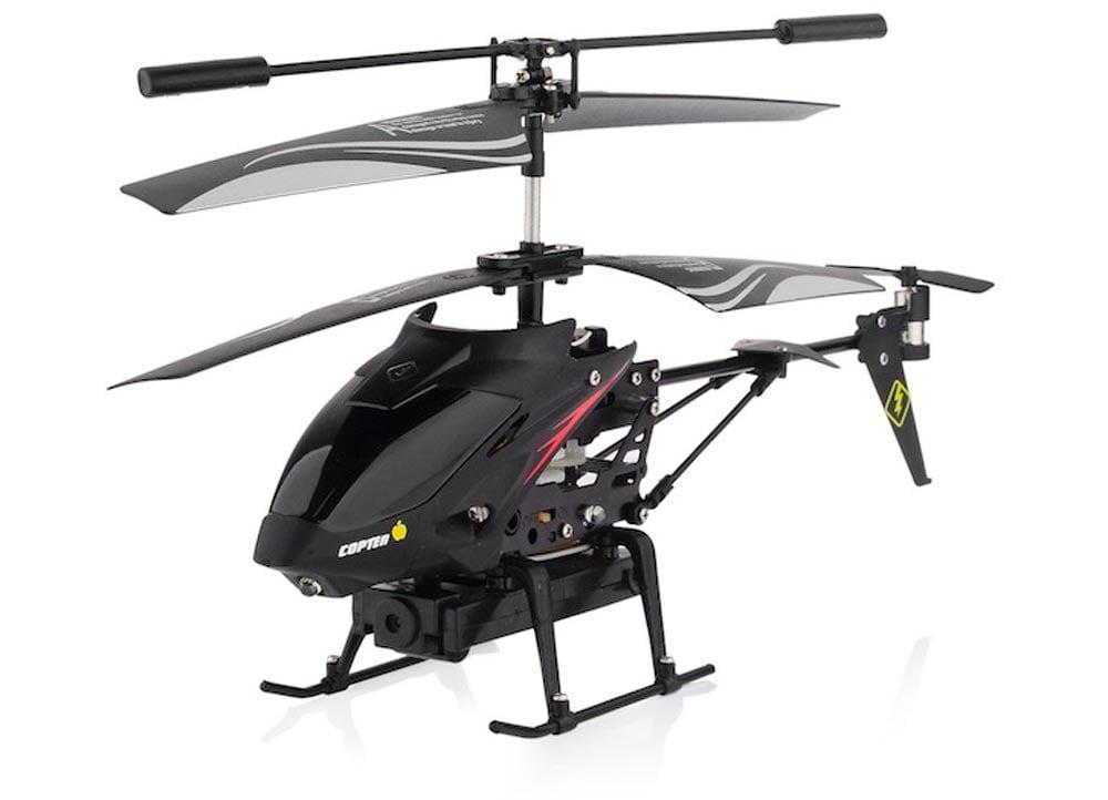 ihelicopter-iSpy blog