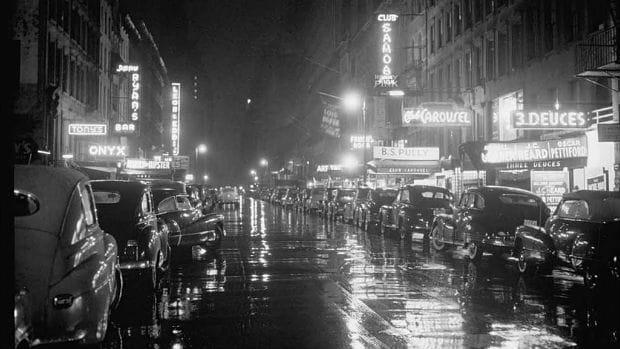 Jazz noir: Mουσική …μυστηριώδης!