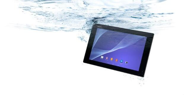Sony Xperia Z2 tablet: Πιο λεπτό δεν γίνεται!