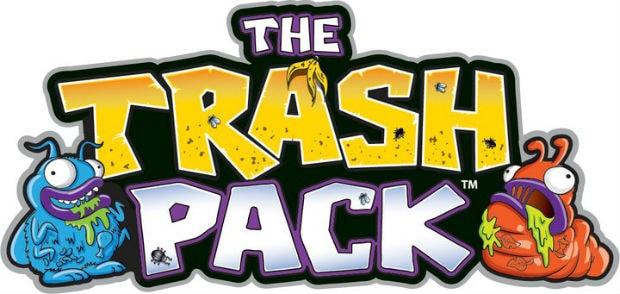 Trashpacks: Παιχνίδια βρωμερά!