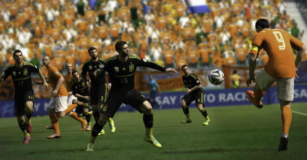 2014 FIFA World Cup Brazil: το επίσημο video game του μουντιάλ!
