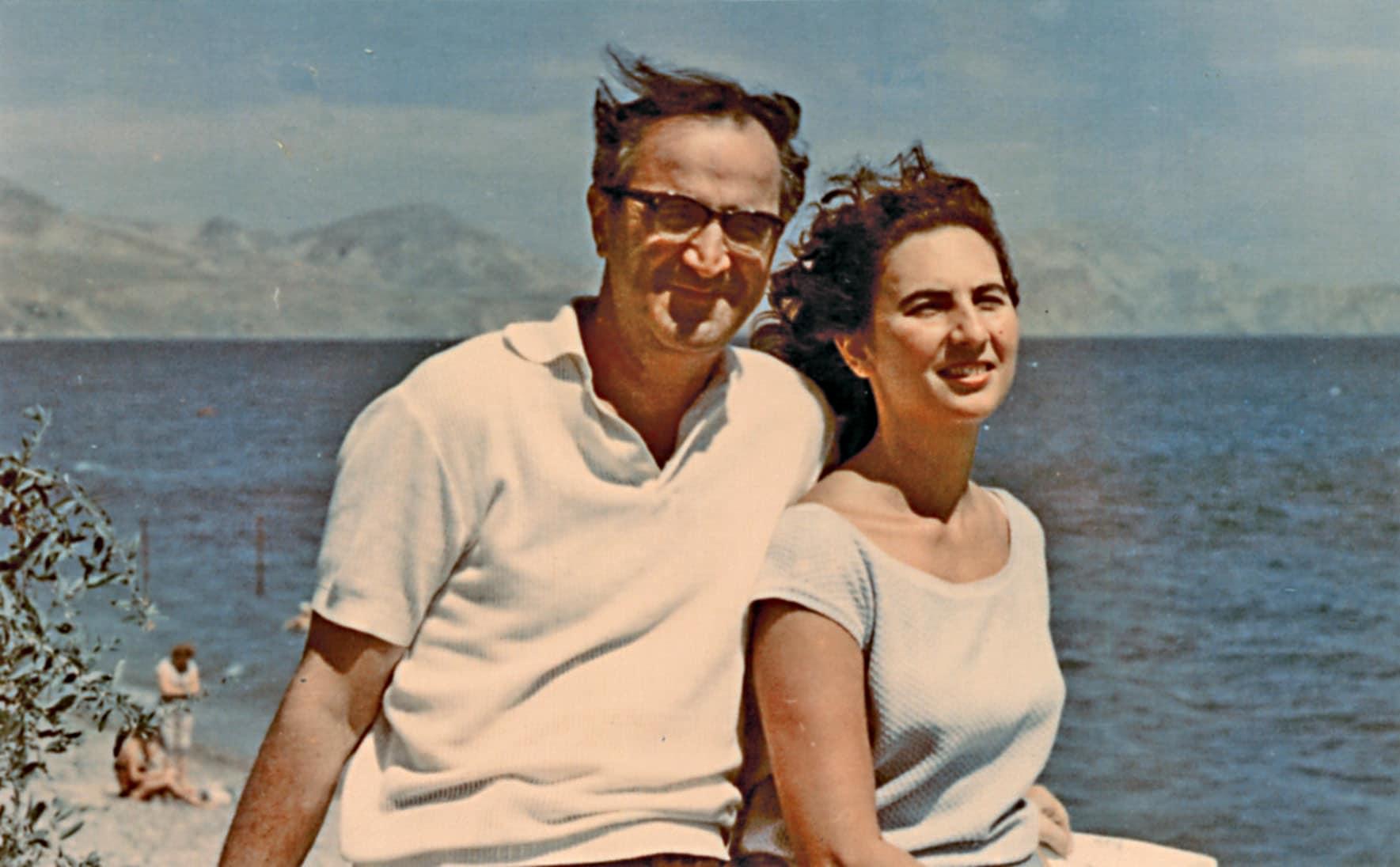 Άλκη Ζέη & Γιώργος Σεβαστίκογλου: Διαβάστε απόσπασμα από το βιβλίο Με μολύβι φάμπερ νούμερο δύο