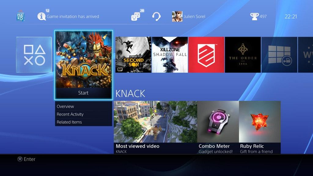 Pre-loading λειτουργία στο PS4