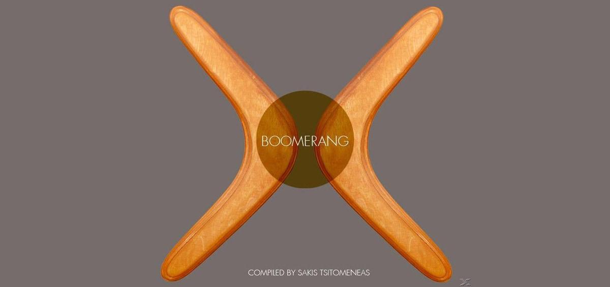Boomerang: Μουσική συλλογή για τα ταξίδια μας!