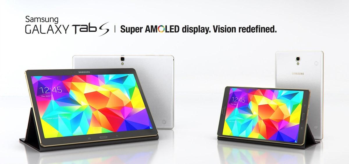 Κατέφτασε το Samsung Galaxy Tab S!