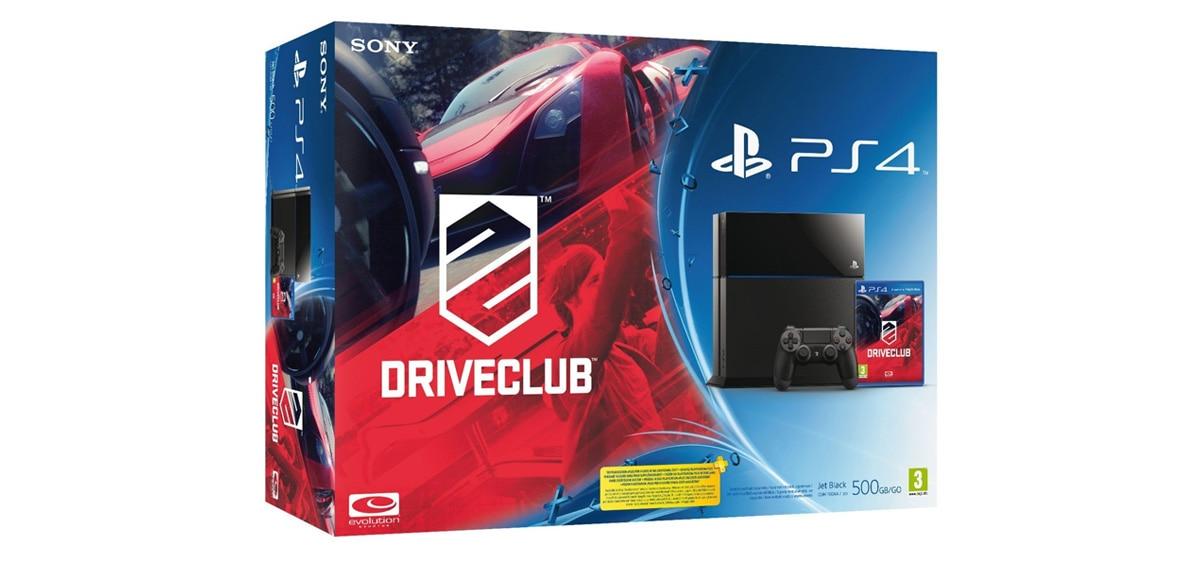 Έρχεται το πακέτο PS4 DriveClub!