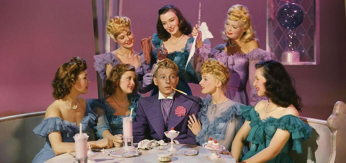 Hollywood in Kodachrome: Έκρηξη χρωμάτων!