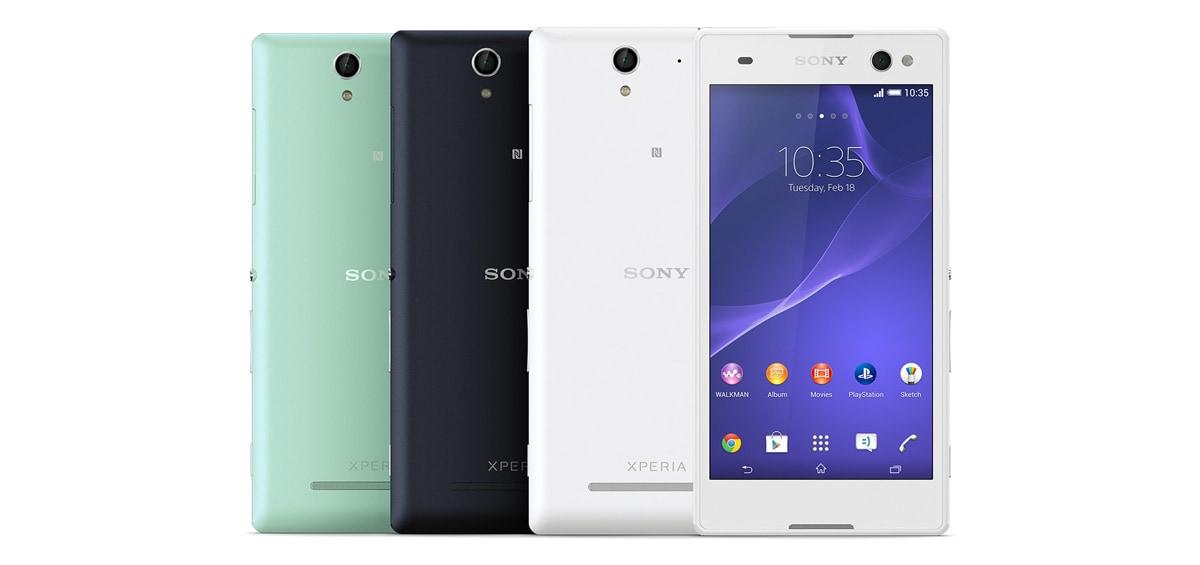 Επίσημη αποκάλυψη του Sony Xperia C3