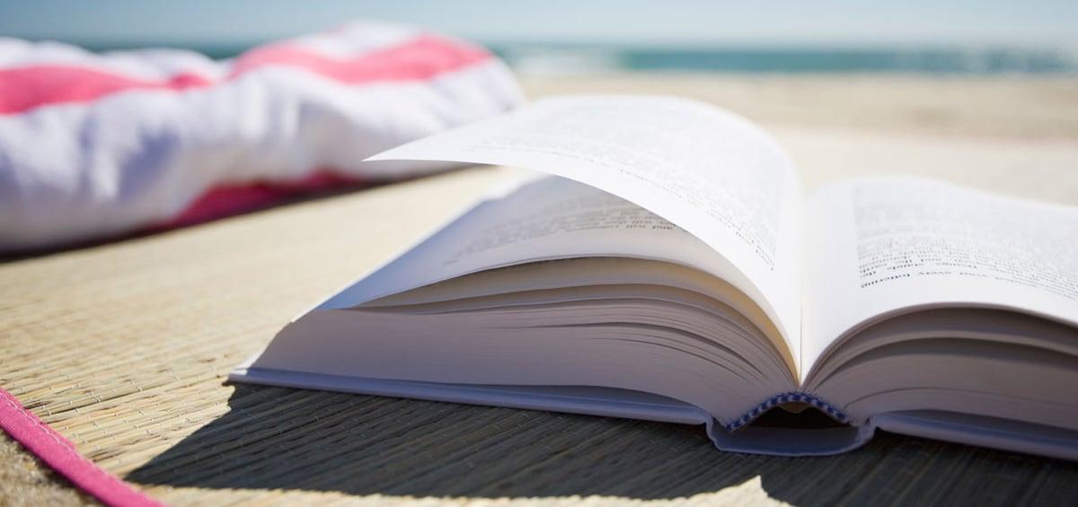Βιβλία για τις διακοπές, δες τον κατάλογο μας!