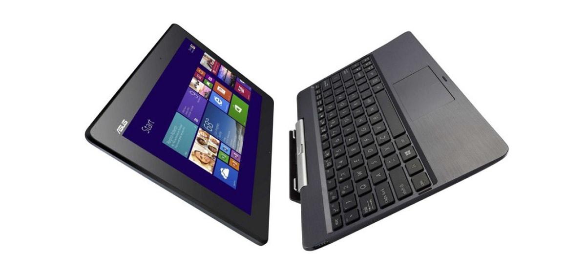 ASUS TR Book T100TA με πληκτρολόγιο & δώρο HDD