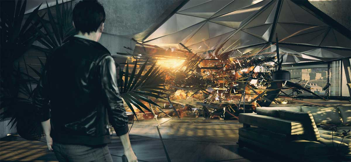 Gamescom: Το πρώτο gameplay video του Quantum Break