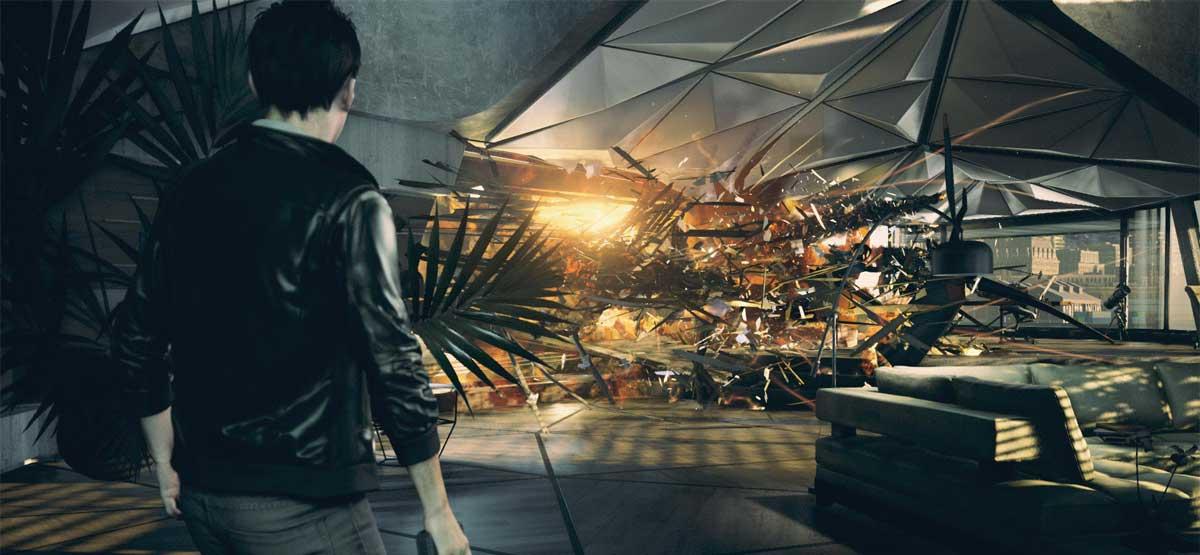 Gamescom: Το πρώτο gameplay video του Quantum Break