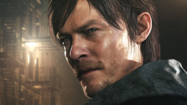Gamescom: Silent Hill από Kojima & Guillermo del Toro