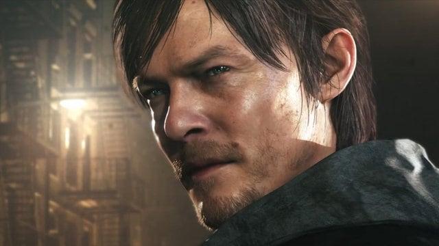 Gamescom: Silent Hill από Kojima & Guillermo del Toro