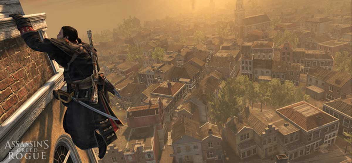 Assassin's Creed Rogue, Resident Evil & Fifa 15