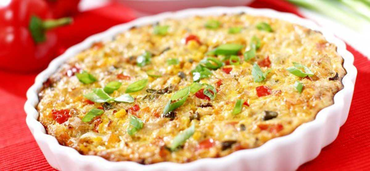 Μια συνταγή για σουφλέ λαχανικών που λατρεύουν τα παιδιά