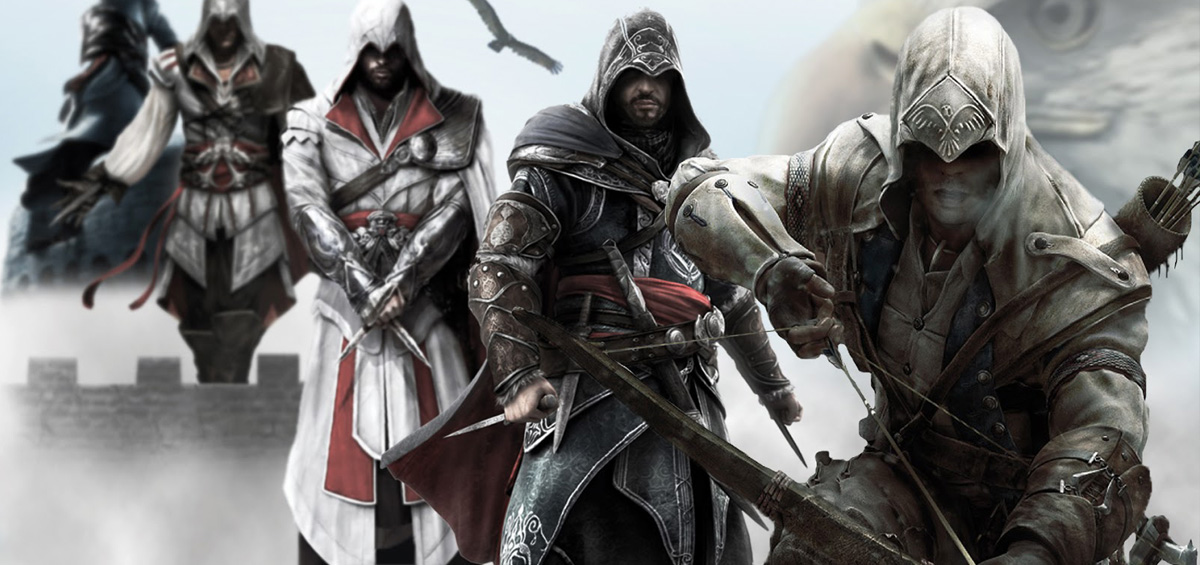 Συλλογή Assassin's Creed: Birth of a New World