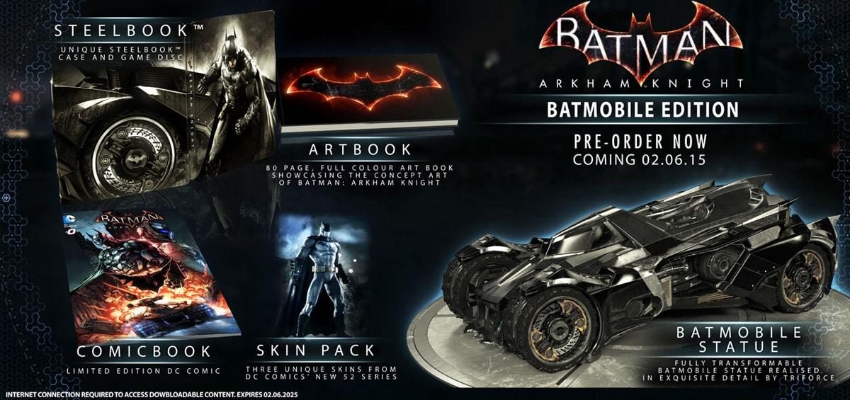 Batman: Arkham Knight, τον Ιούνιο του 2015