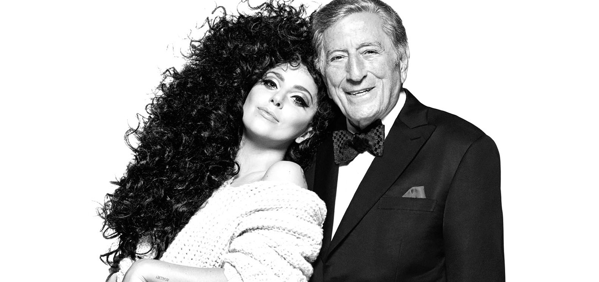 Lady Gaga: cheek-to-cheek με τον Tony Bennett!