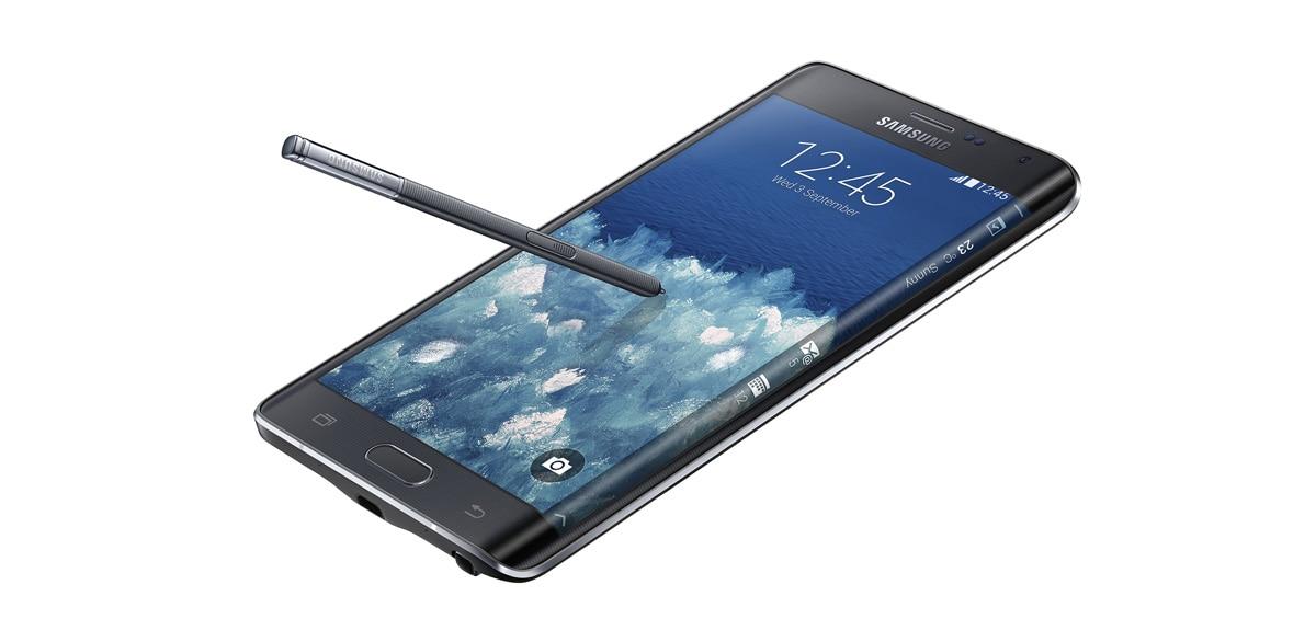 Samsung Galaxy Note Edge: Οθόνη με καμπύλες!