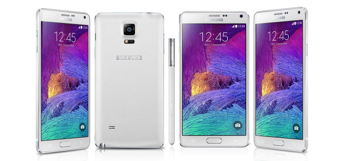 Η Samsung παρουσίασε το Galaxy Note 4!