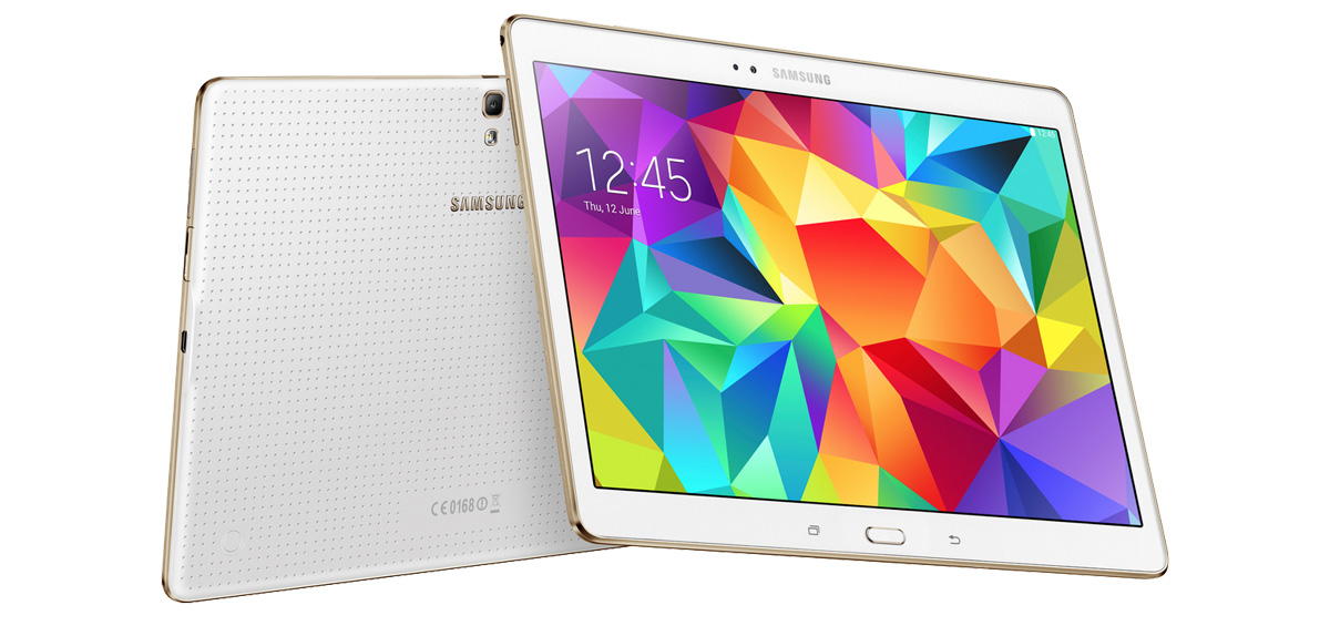 Samsung Tab S: Ένα tablet με εκπληκτική οθόνη