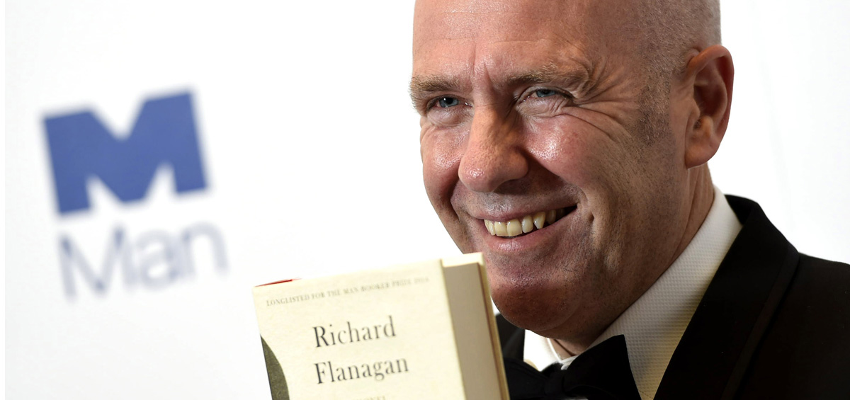 Στο Richard Flanagan το Man Booker Prize 2014