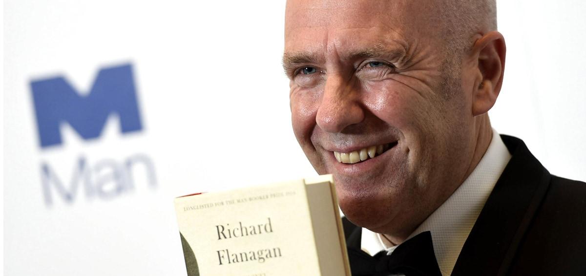 Στο Richard Flanagan το Man Booker Prize 2014