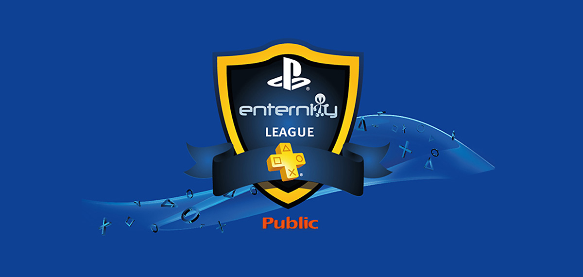 Έρχεται το PS Plus Enternity League by Public!