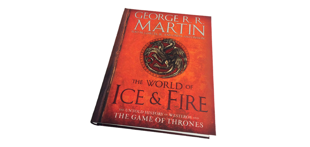 George R.R Martin: The World of Ice & Fire