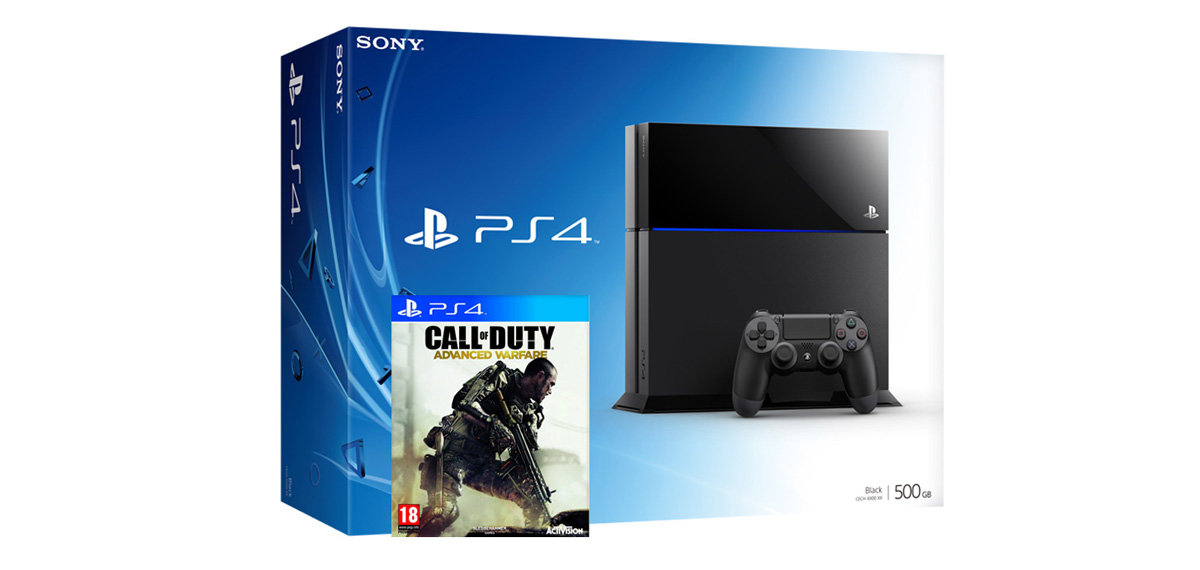 PS4 Call of Duty: Advanced Warfare στα €299,99!