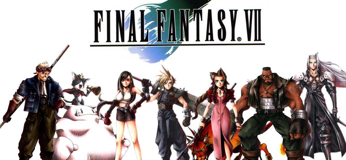 Το Final Fantasy VII στο PlayStation 4