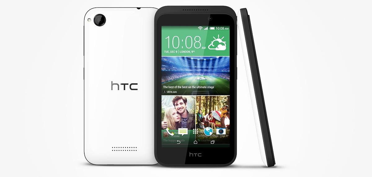 CES 2015: Η HTC παρουσίασε το HTC Desire 320