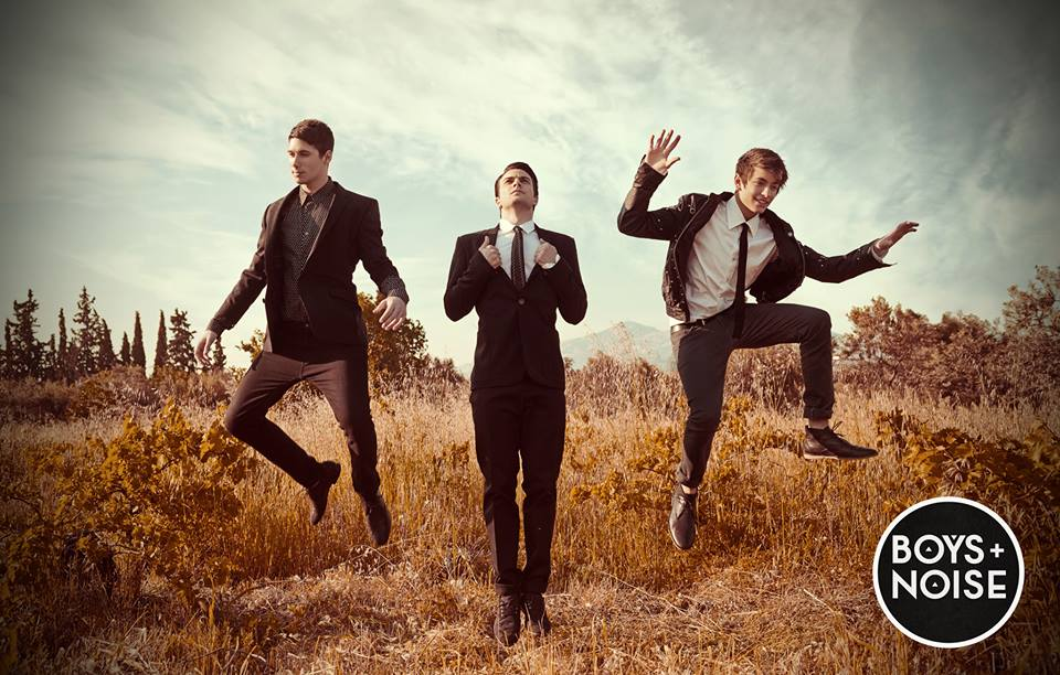 """Boys and Noise"": Το boy band που κάνει θραύση!"