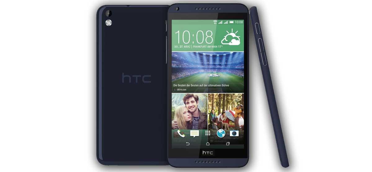 Μόνο στα Public: HTC Desire 816G Dual Sim μείον 130€!