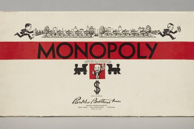 Monopoly - 1935