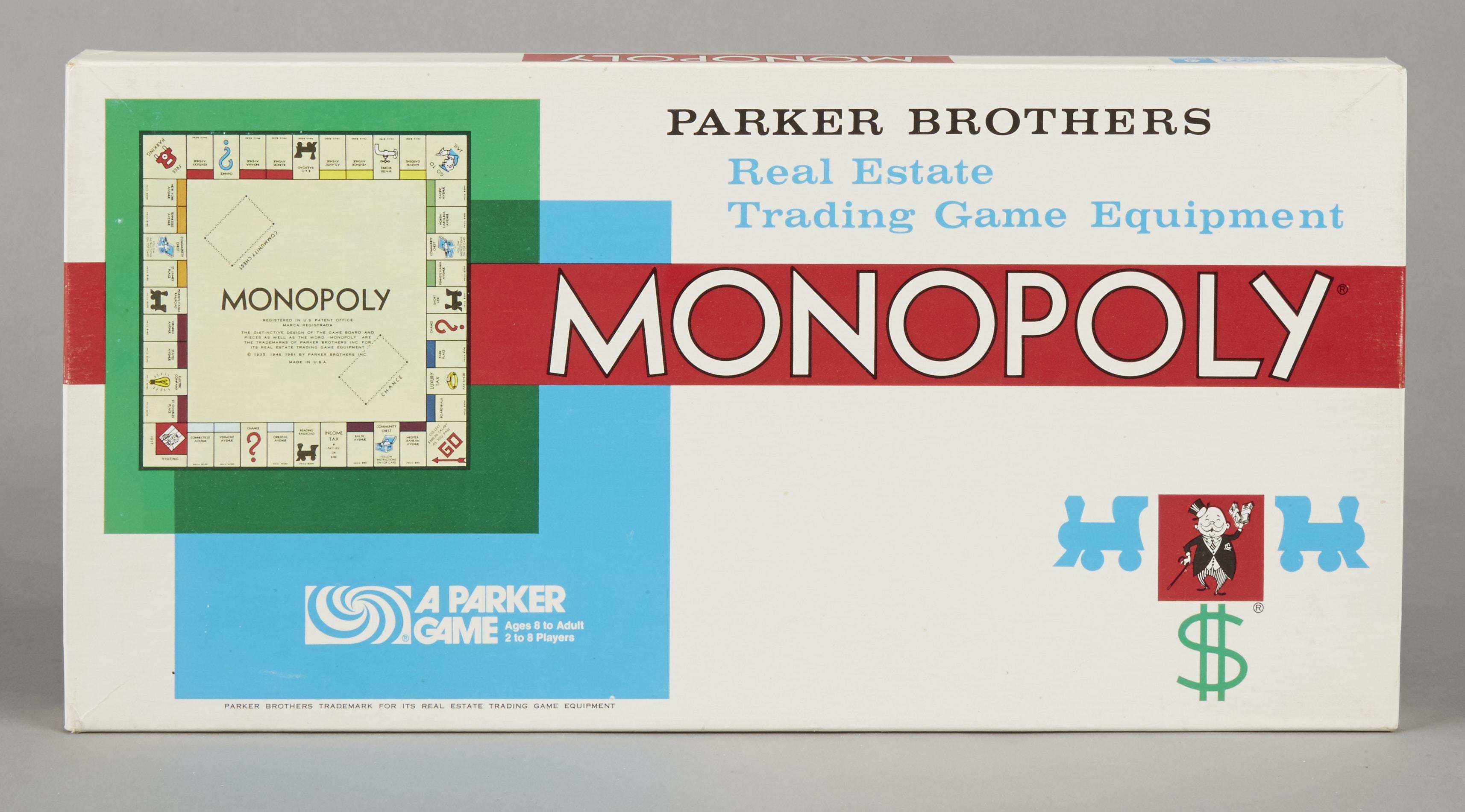 Monopoly - 1962