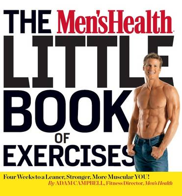 The Men's Health Little Book of Exercises