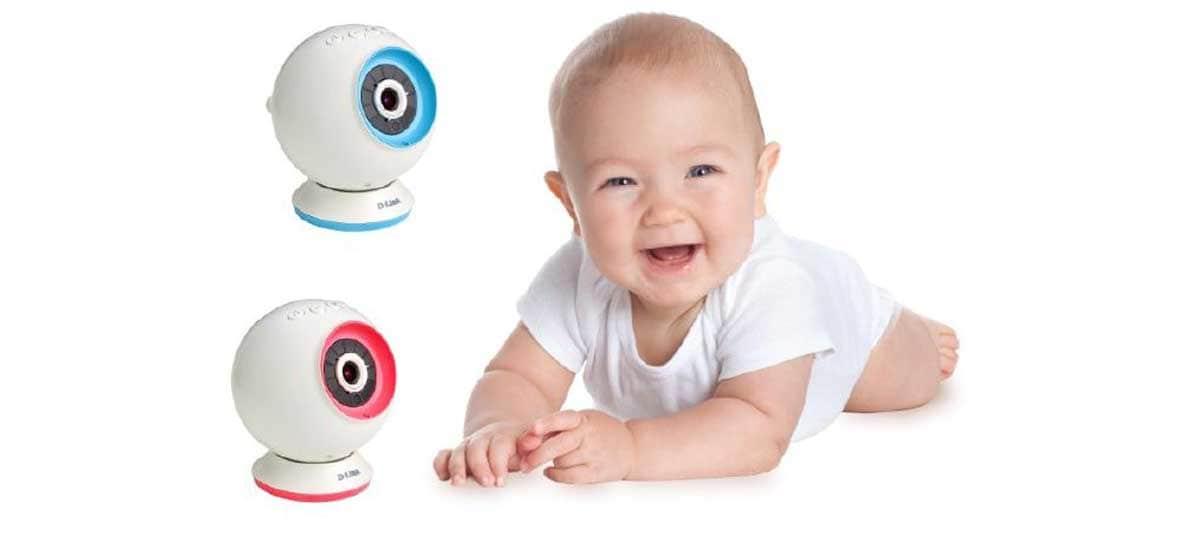 D-Link EyeOn Baby: Δείτε το παιδί στο σπίτι από το κινητό!