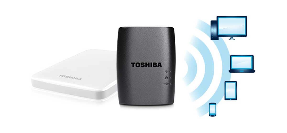 Toshiba Stor.E Wireless Adapter: Κάνε το δίσκο ασύρματο!