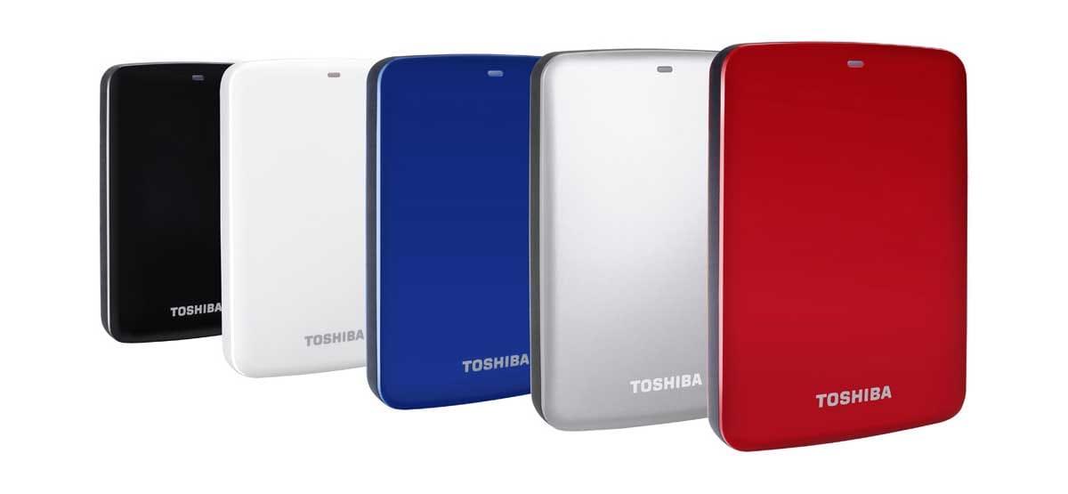 Toshiba: Value for money σκληροί δίσκοι με design!